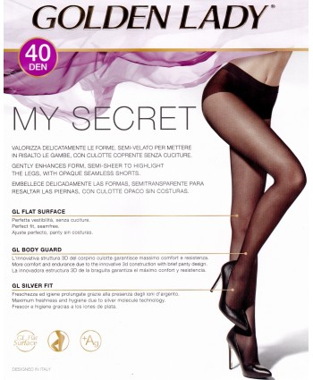 40 Den MY SECRET